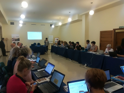 The 7th project partner meeting is currently underway in Santiago de Compostela