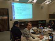 Dissemination of ATS2020 in UNESCO workshop
